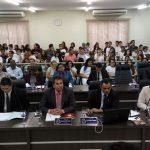 Câmara de Araguaína retoma trabalhos legislativos nesta segunda