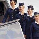 O Dia da Aeromoça é comemorado anualmente em 31 de maio.