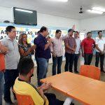 Câmara de Araguaína visita APAE