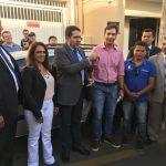 Câmara de Araguaína faz doação de veículo para Conselho Tutelar