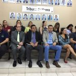 Câmara de Araguaína  homenageia UFT e Defensoria Pública